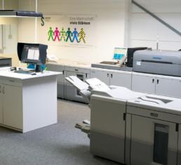 Digital-Druckmaschinen